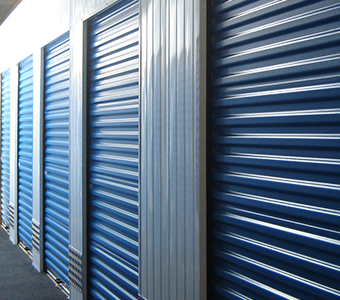 Self Storage Units Bouwen