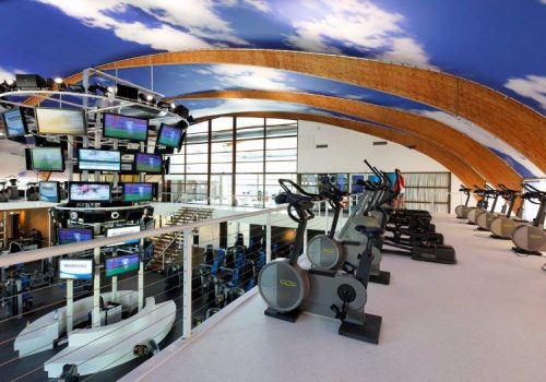 Victorie Plaza Tussenvloer Project Fitness