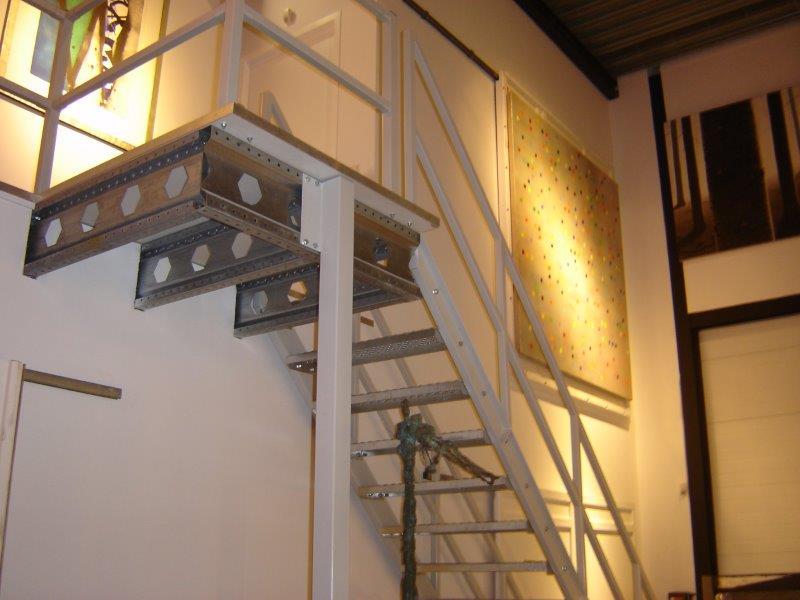 Tussenvloer Etagevloer Vloerconstructies