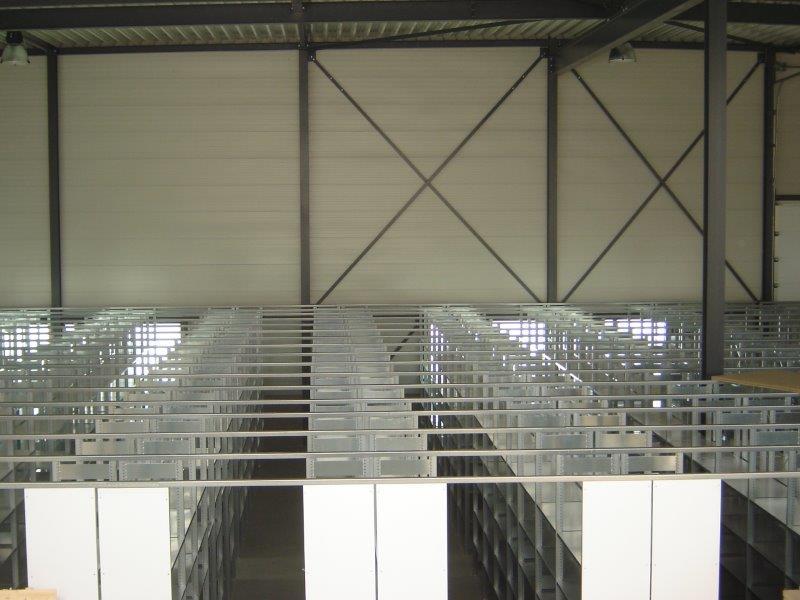 Vloerconstructies Vloer Stellingsvloer