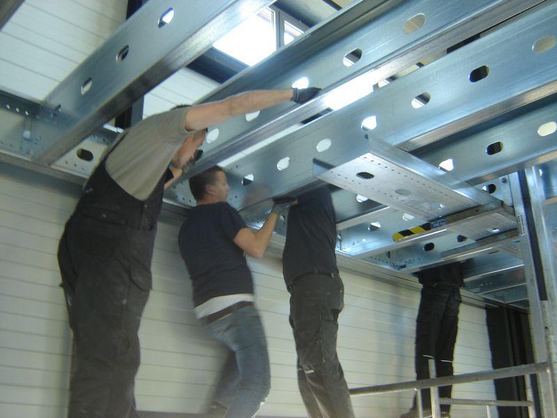 Breitling Tussenvloer Project Bouw