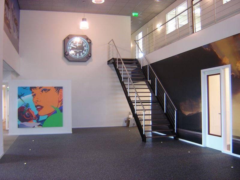 Breitling Tussenvloer Project Horloge