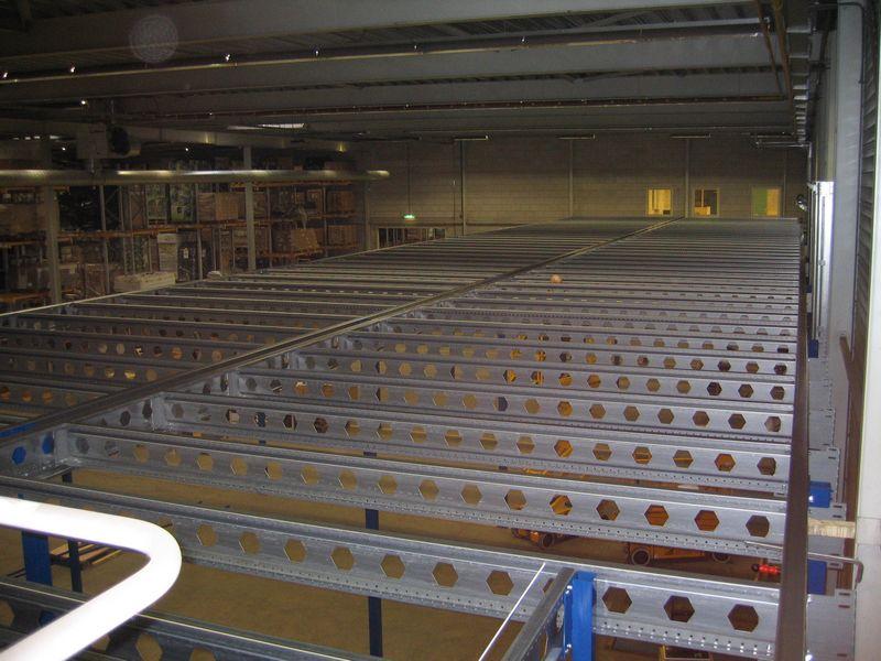 Vloerconstructies Opslagvloer Etagevloer