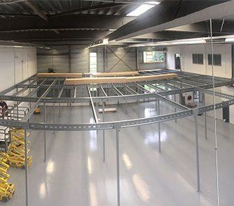 Tussenvloer Entresol Verdiepingsvloer